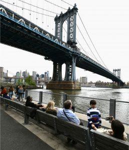 紐約-布魯克林大橋 New York and Brooklyn Bridge